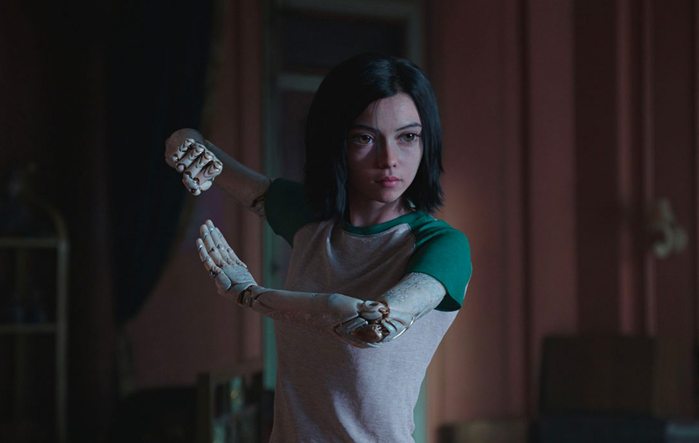 Alita: Battle Angel / Open Bionics