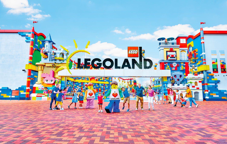 Smyths / Legoland