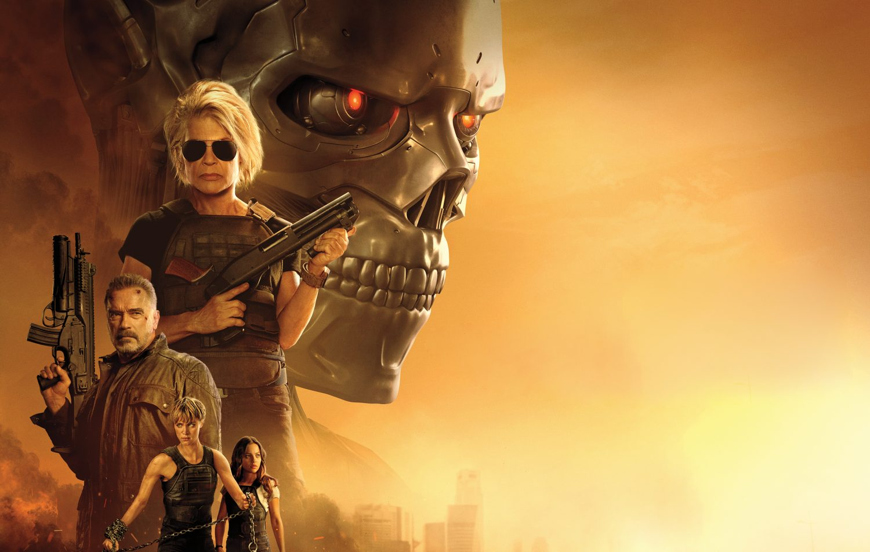 Terminator: Dark Fate / Fitness First